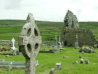 La vieille église de Fanore