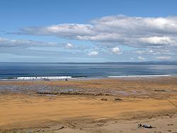 La plage de Fanore