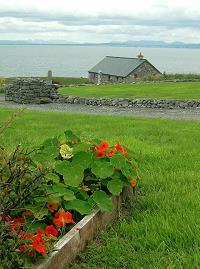 Blick nach Connemara